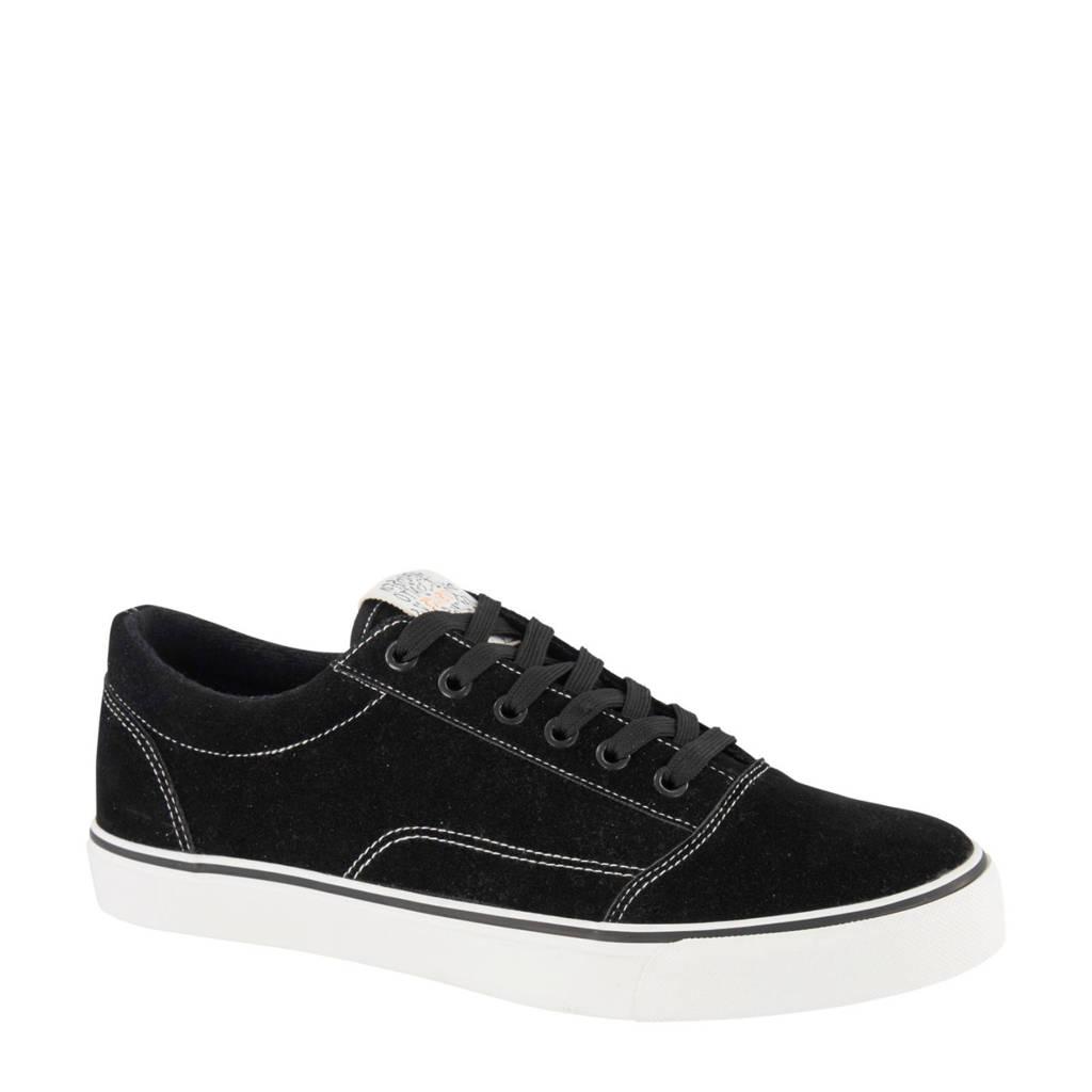 Venice   sneakers, Zwart