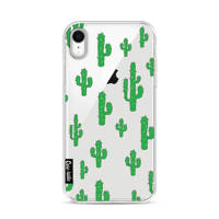 Casetastic Apple iPhone XR backcover, Groen, transparant