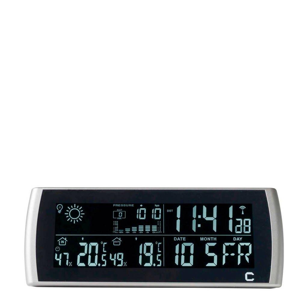 Cresta DTX510 LED digitaal weerstation, N.v.t.