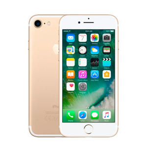 Renewd Apple iPhone 7 128GB (goud) - Refurbished