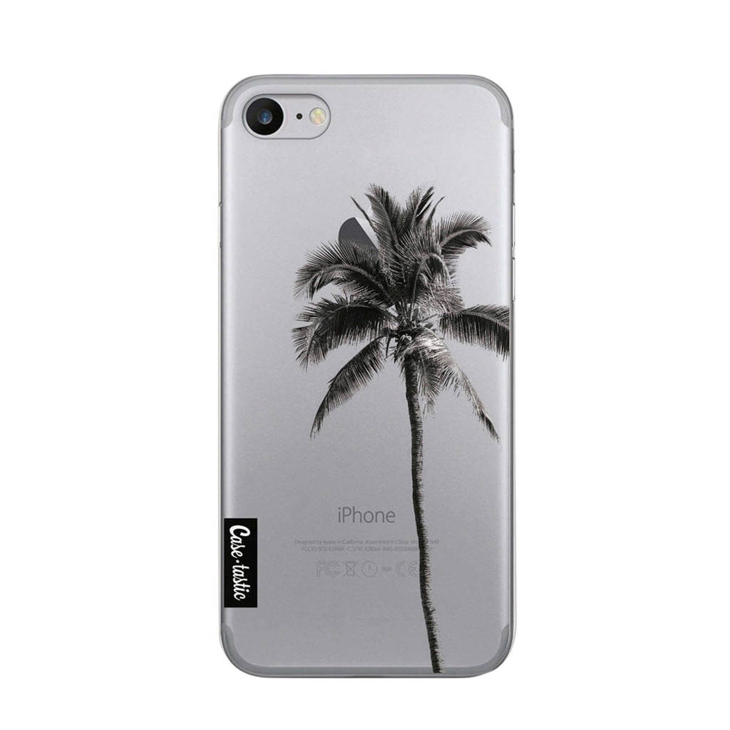 Casetastic Apple iPhone 7/8 backcover, Transparant