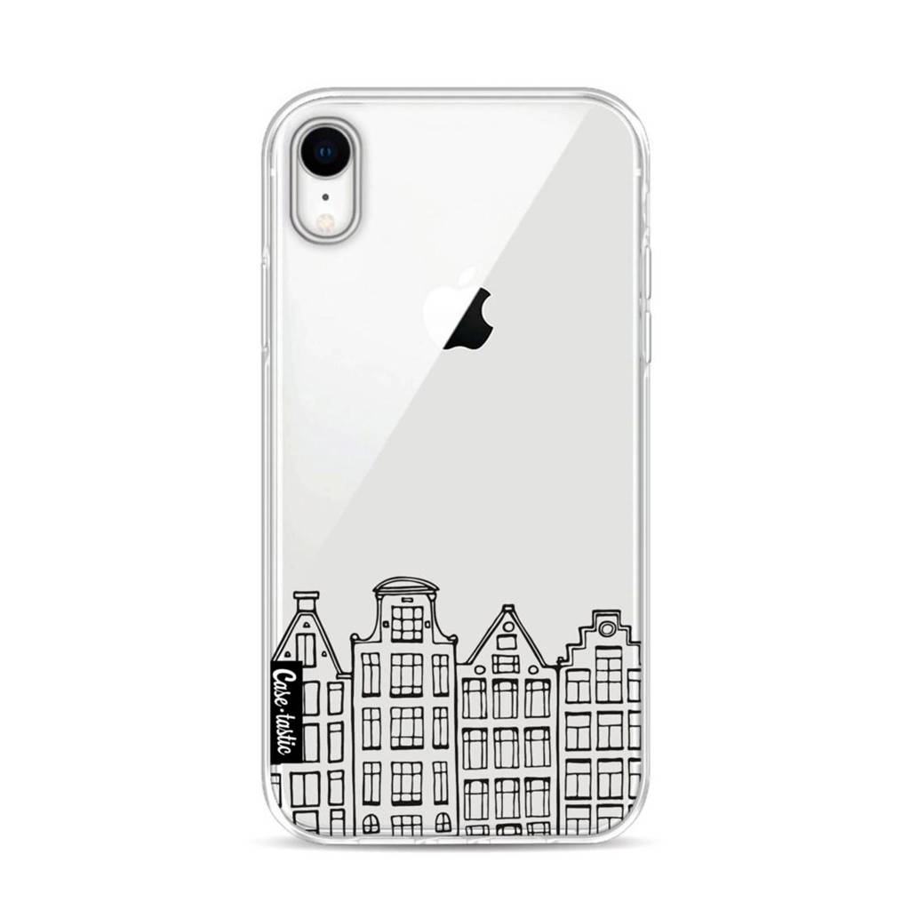 Casetastic soft backcover iPhone Xr, Transparant