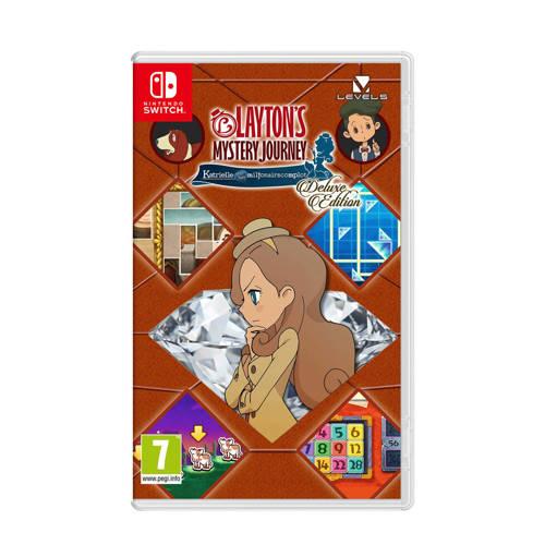 Layton's Mystery Journey Katrielle en het Miljonairscomplot Deluxe Edition