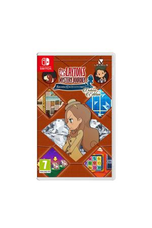 Layton's Mystery Journey: Katrielle en het Miljonairscomplot Deluxe Edition (Switch)