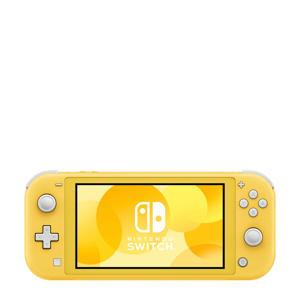 Switch Lite geel