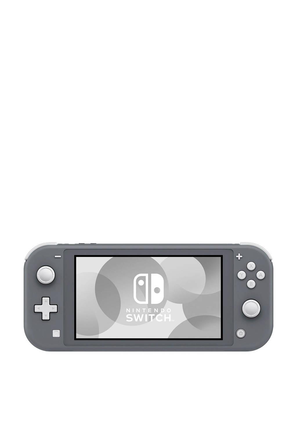 Nintendo Switch Lite grijs, Grijs