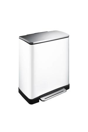 E-Cube 18 + 28 liter pedaalemmer