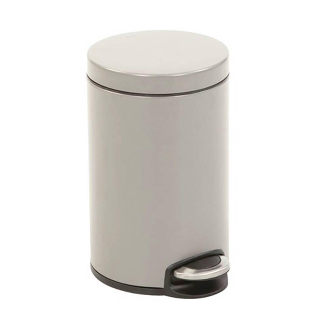EKO Serene 8 liter prullenbak, Platinum