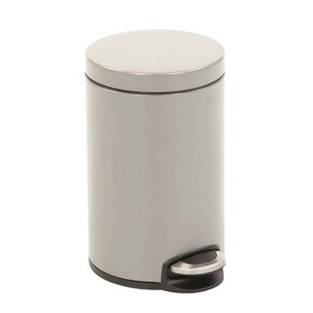 EKO Serene 8 liter prullenbak, Zwart