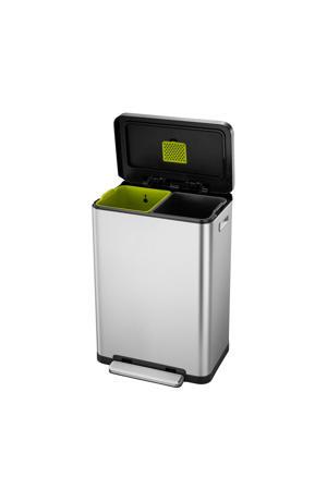 X-Cube 20+20 liter prullenbak
