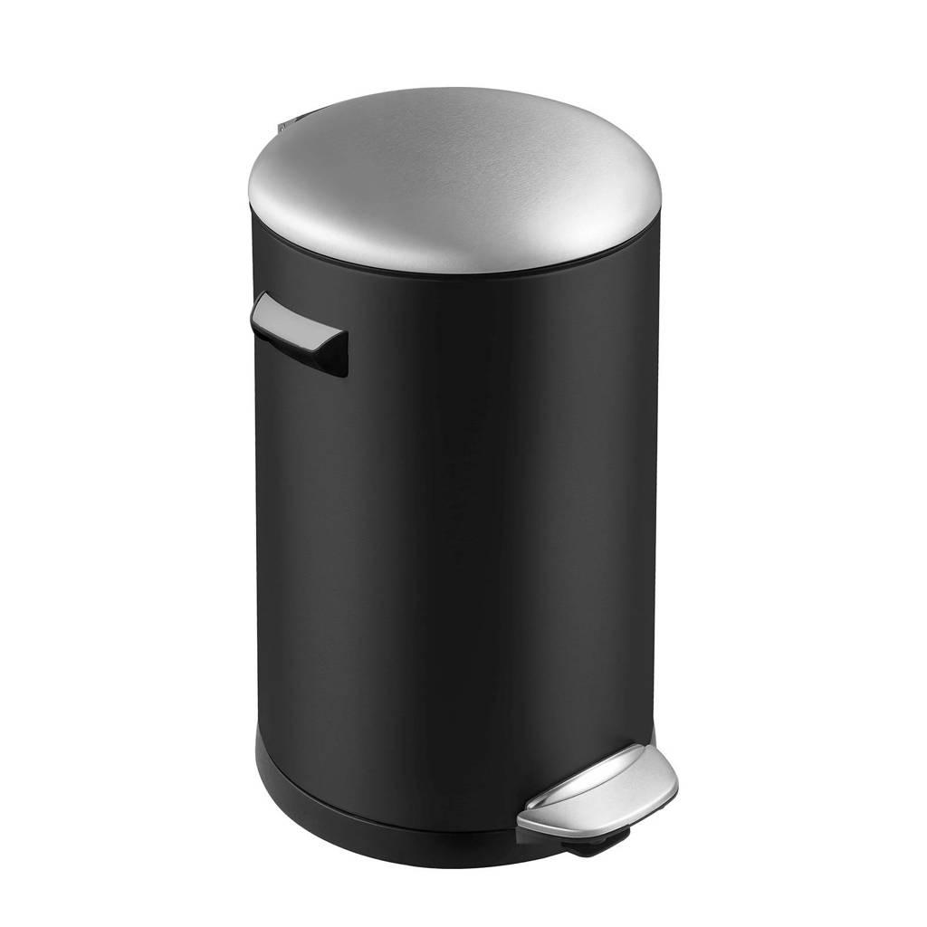 EKO Belle Deluxe 20 liter prullenbak, Zwart