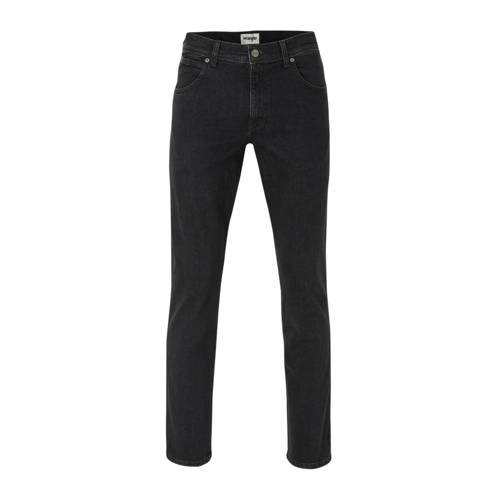 Wrangler straight fit jeans Texas black