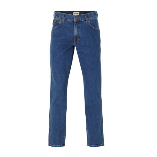 Wrangler straight fit jeans Texas mid rocks