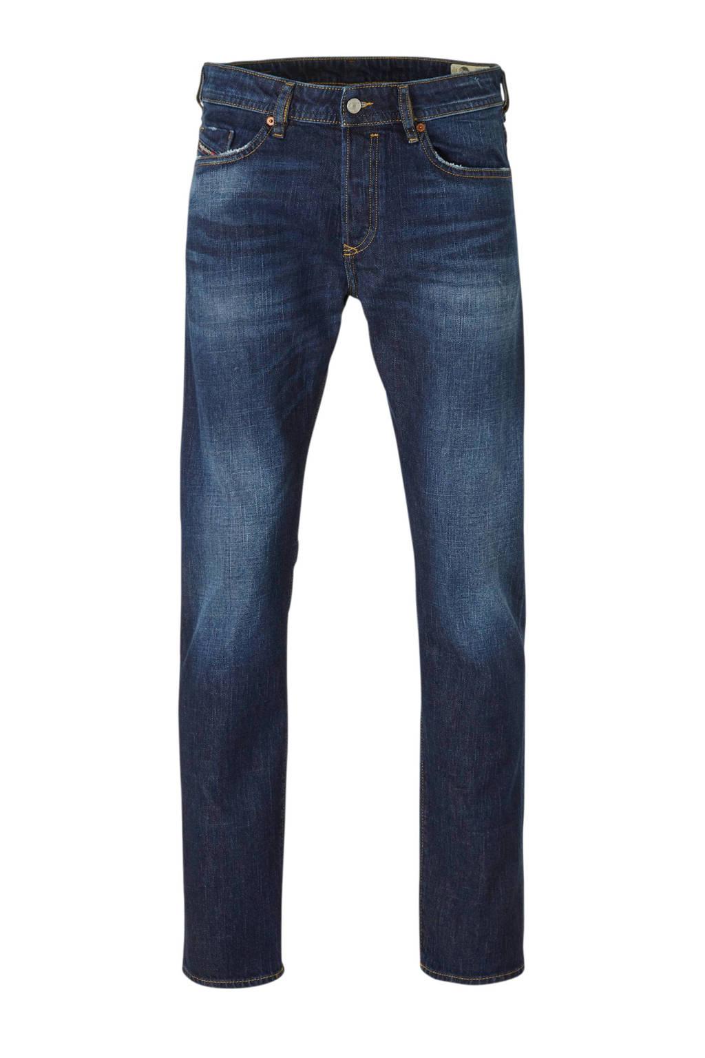 Diesel regular fit jeans Buster blauw, Blauw