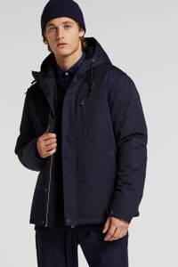 SUIT winterjas donkerblauw, Donkerblauw