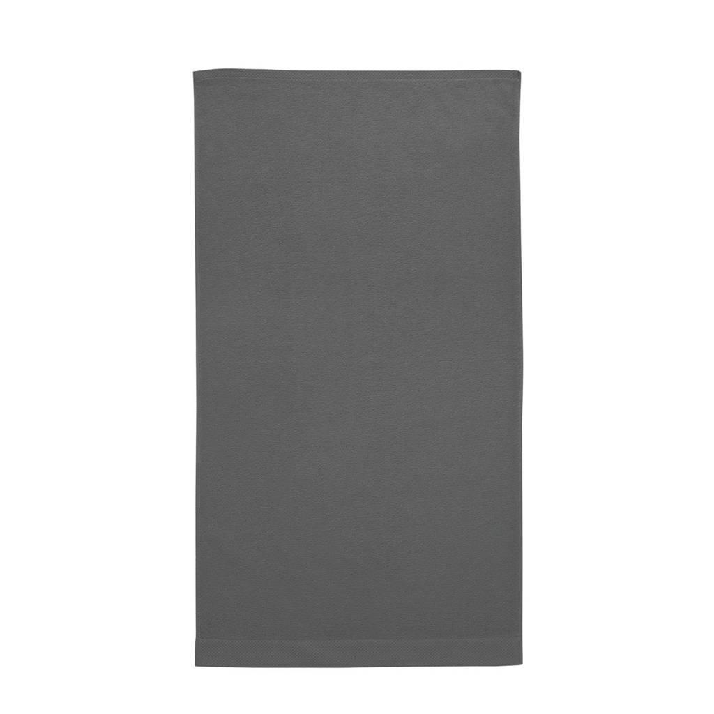 Seahorse handdoek Pure  (60 x 110 cm) Donkergrijs