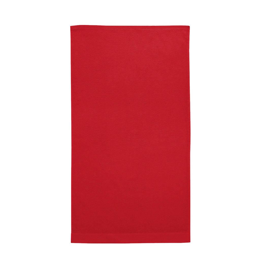 Seahorse handdoek Pure  (60 x 110 cm) Rood