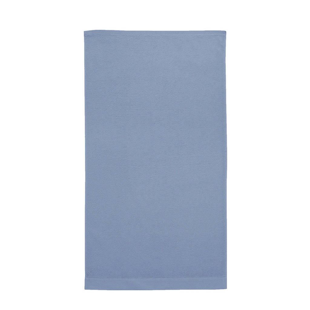 Seahorse handdoek Pure  (60 x 110 cm) Denim blauw