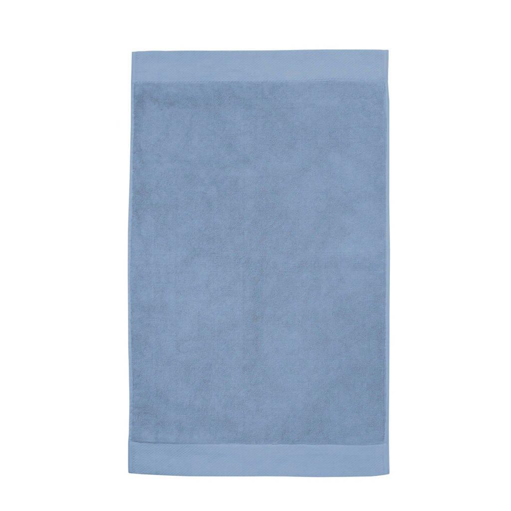Seahorse badmat Pure (50x90 cm), Denim blauw