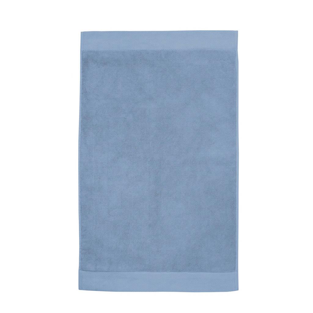 Seahorse badmat Pure (50x90 cm) Denim blauw