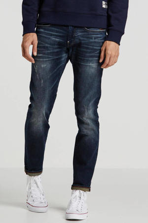 skinny fit jeans Revend worn in wave destroyed