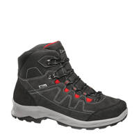 Landrover   wandelschoenen grijs/rood, Grijs/rood