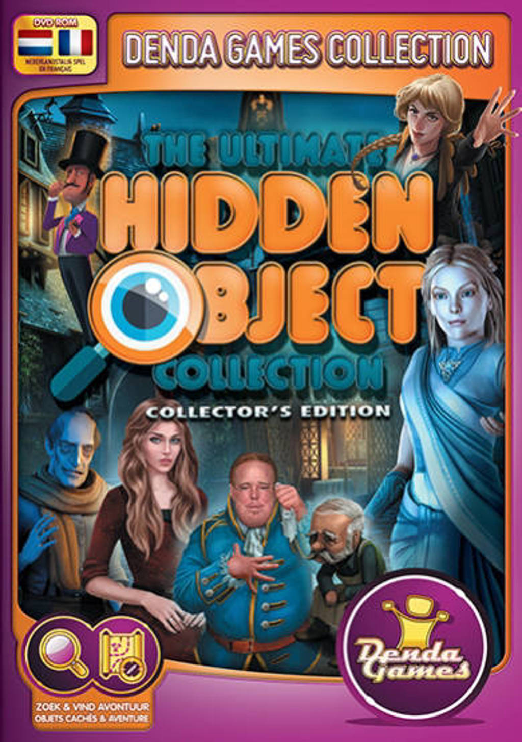 Ultimate hidden object collection (Collectors edition)  (PC)