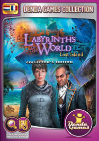 Labyrinths of the world - Lost island (Collectors edition) (PC)