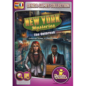 New York mysteries 4 - The Outbreak (Collectors edition) (PC)