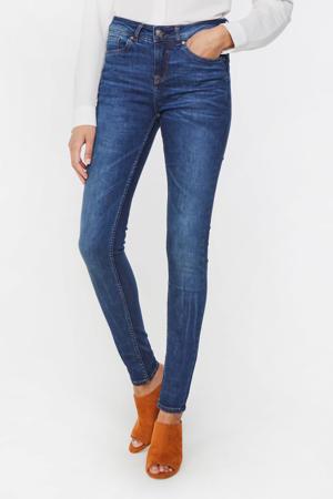 skinny fit jeans blauw