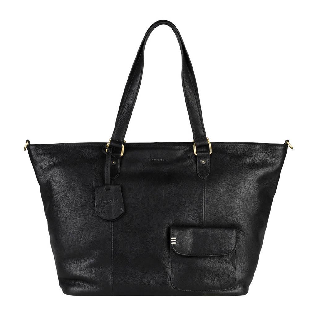 BURKELY Craft Caily  shopper zwart, Zwart