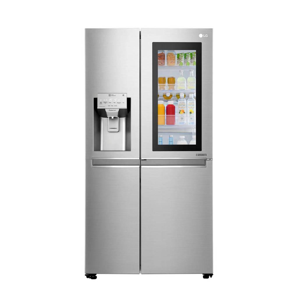 LG GSX960NSVZ Amerikaanse koelkast, Zilver