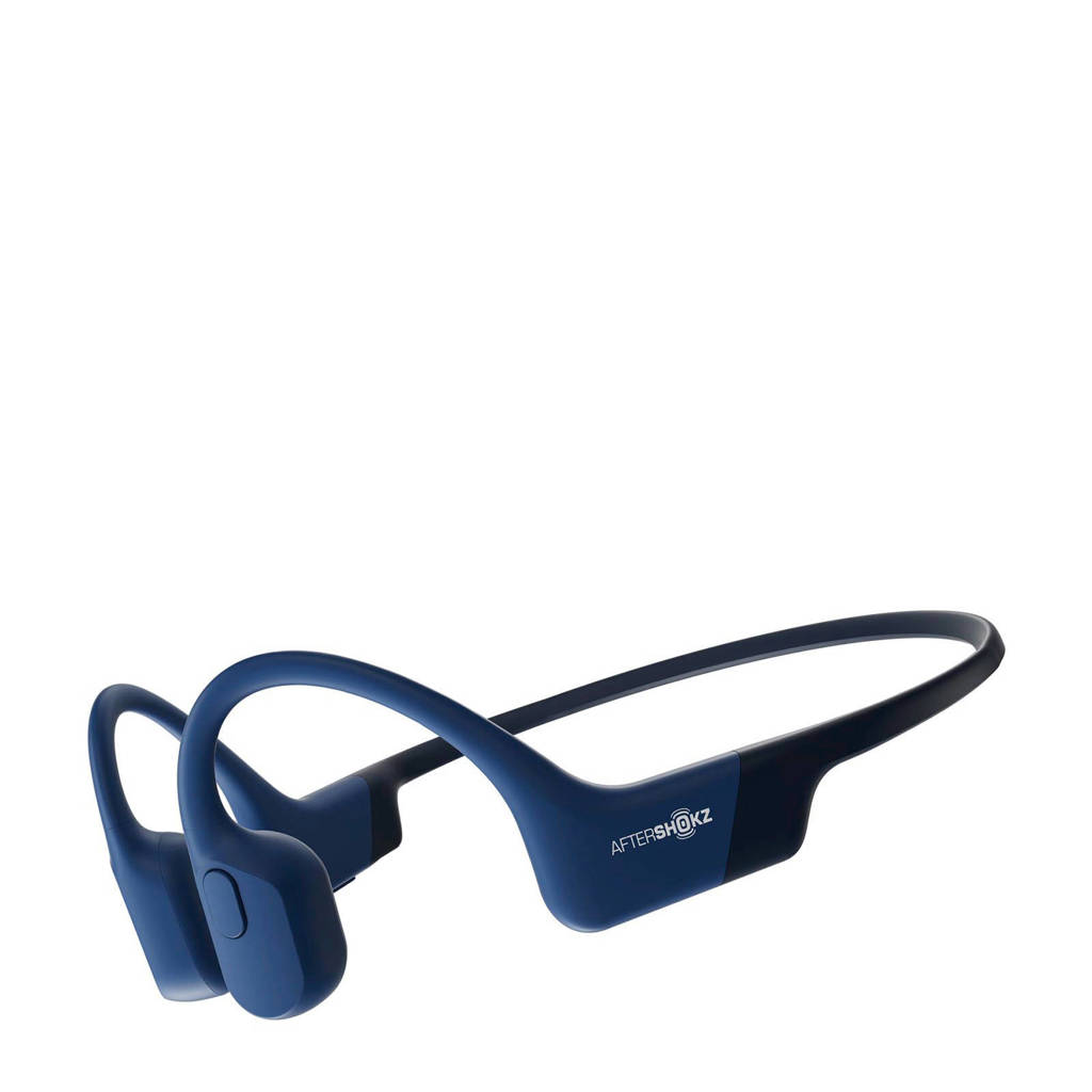 Aftershokz XTRAINERZ draadloze koptelefoon (blauw), Blauw
