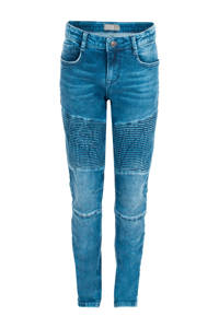 Jill & Mitch by Shoeby skinny jeans Biker stonewashed, Stonewashed