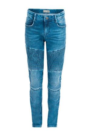 skinny jeans Biker stonewashed