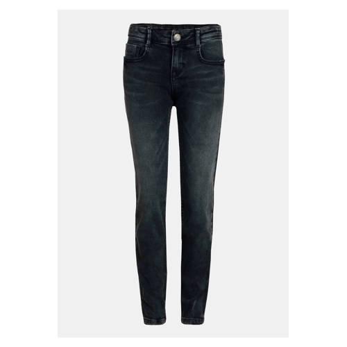 Mitch by Shoeby regular fit jeans Night zwart
