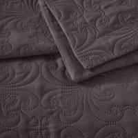 Sleeptime sprei (260x250 cm), Zwart