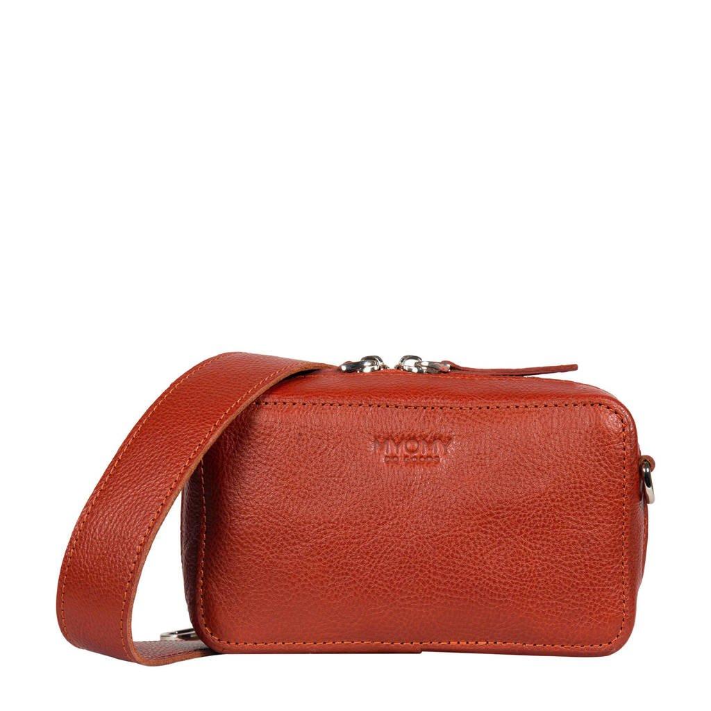 MYOMY MY BOXY BAG  crossbody tas  SEVILLE cognac, Cognac