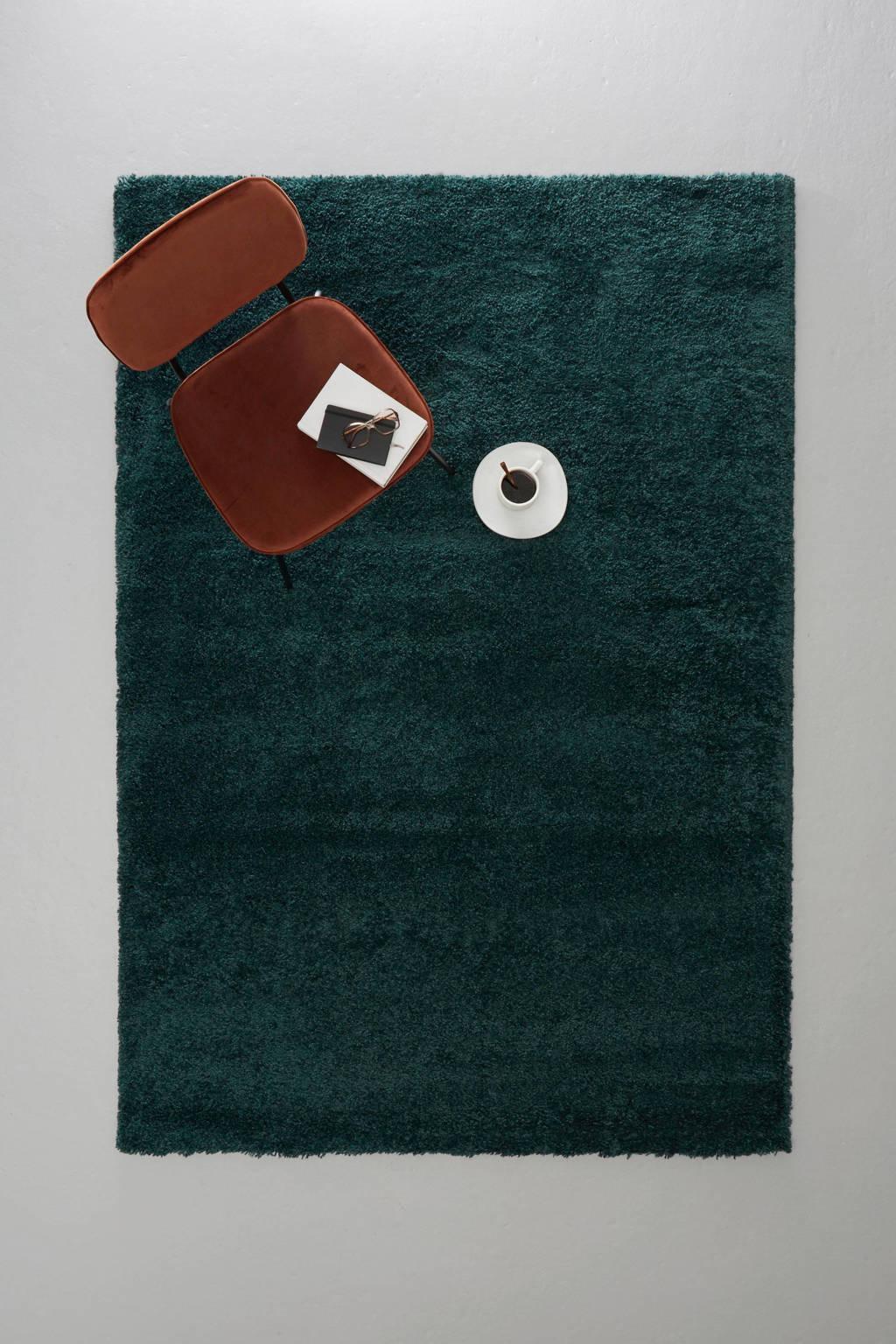 whkmp's own vloerkleed  (230x160 cm), bosgroen