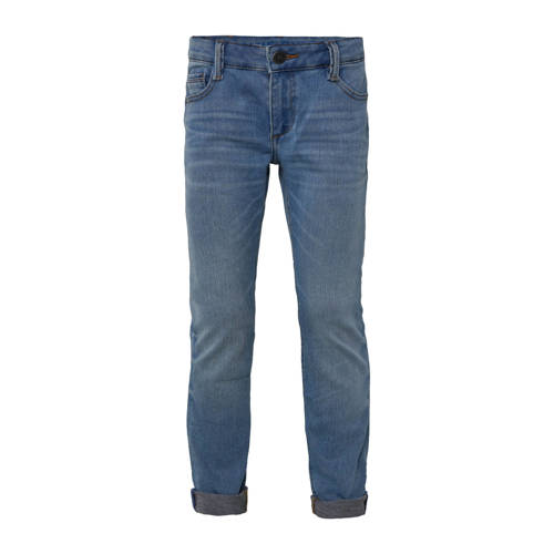WE Fashion Blue Ridge super skinny jeans stonewash