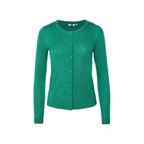 WE Fashion vest groen