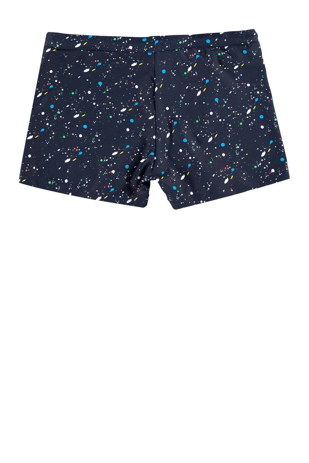 WE Fashion zwemboxer donkerblauw, Donkerblauw