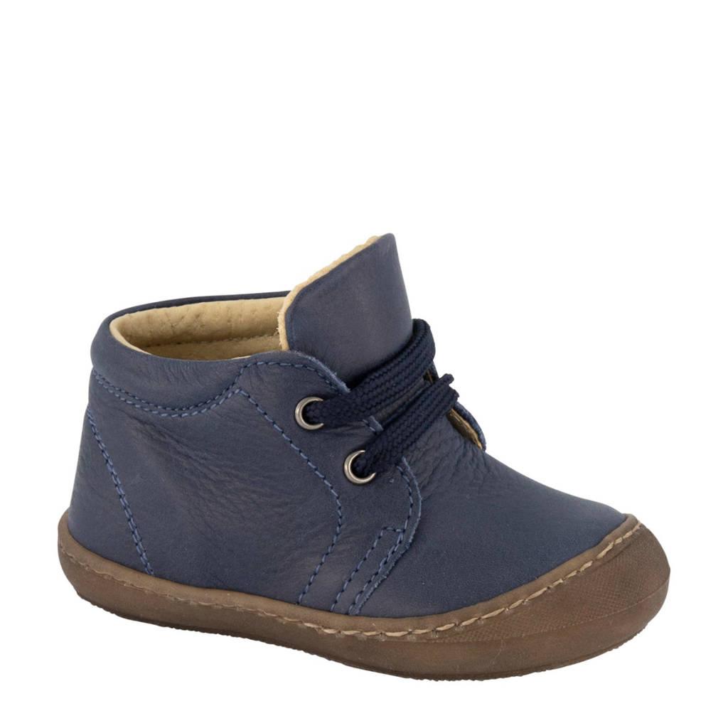 Bobbi-Shoes baby schoentje blauw, Blauw