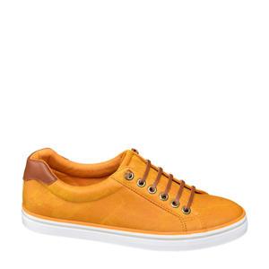sneakers okergeel