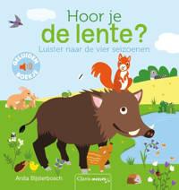 Hoor je de lente? - Anita Bijsterbosch