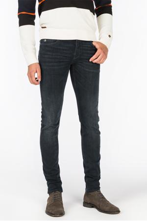 slim fit jeans Riser donkerblauw