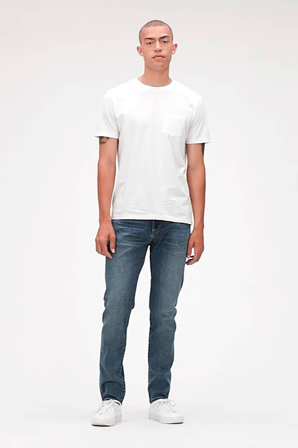 GAP slim fit jeans Flex, Medium Worn
