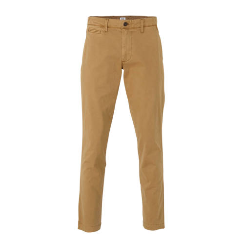 GAP slim fit chino lichtbruin