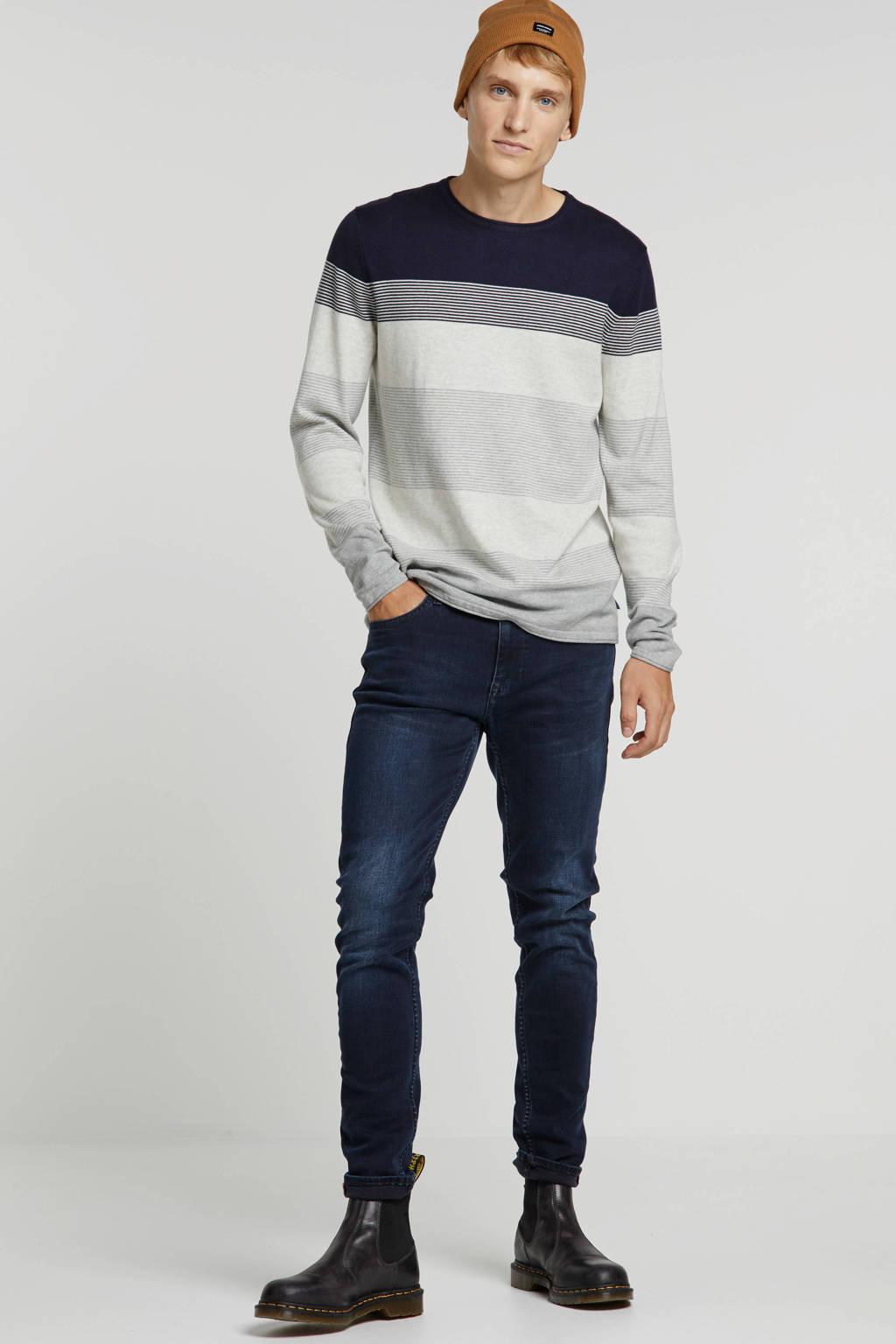 Blend skinny jeans MultiflexEcho, Black Blue