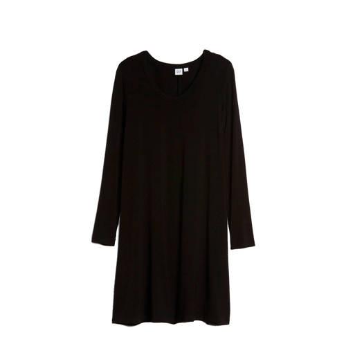 GAP jersey jurk zwart, Deze damesjurk van GAP is gemaakt van jersey. De jurk met lange mouwen heeft verder een ronde hals.Extra gegevens:Merk: GAPKleur: ZwartModel: Jurk (Dames)Voorraad: 9Verzendkosten: 0.00Plaatje: Fig1Plaatje: Fig2Maat/Maten: 40Levertijd: direct leverbaarAanbiedingoude prijs: € 54.95
